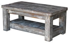 table grey rustic design