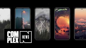 Apple Leaked iOS 11 & it Looks Like We're Getting An 'iPhone X ...