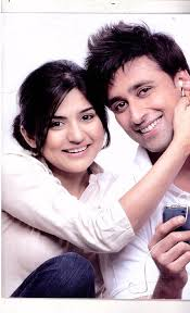 Sami Khan with Sanam Blaocuh Photo - sanam-balouch-with-sami-khan-ftvpk01