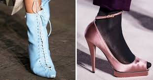 The 8 Shoe Trends Everyone Will Wear in <b>Fall</b>/<b>Winter</b> 2019 | Who ...