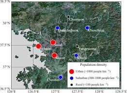 Impact of urbanization on <b>spring and autumn</b> phenology of ...