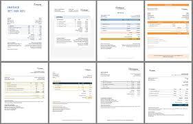 invoice rent invoice template rent invoice template medium size