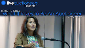 cool job what it takes to be an auctioneer amy papola cool job what it takes to be an auctioneer amy papola