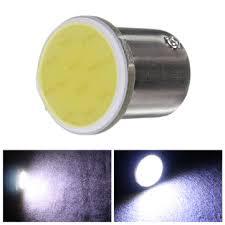 <b>1156 ba15s cob</b> 12chip <b>led</b> car white brake reversing light bulb Sale ...