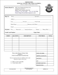 doc doc basic order form template order com cake order form template best photos of order sheet template work