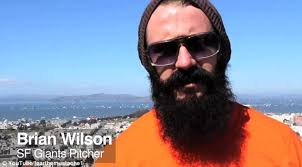 Pitcher: The song tell voters to 'Fear the Moustache', which is a play on 'Fear the Beard', the slogan of San Francisco Giants baseball player Brian Wilson ... - article-2053457-0E88435900000578-195_634x351