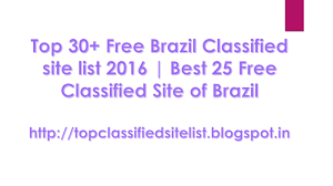 top 30 classified site list 2016 17 best 25 here i am mention top 25 and working classified sites of and you can post and advertising in all popular cities of