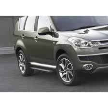 """<b>Пороги</b> алюминиевые """"<b>Bmw</b>-<b>Style</b> круги"""" <b>Rival</b> для Mitsubishi ..."""