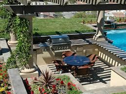 patio kitchen projects cheap outdoor kitchen ideas dreamy sunken kitchen cohen sxjpgrendhgtvc