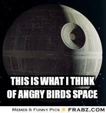 this is what i think... - death star Meme Generator Captionator via Relatably.com