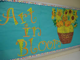 back in april after we came back from spring break i wanted something springs in my room so i painted this bulletin board in like a day break room bulletin board