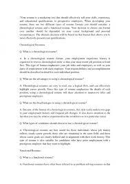 great resume chronological format brefash brefash functional chronological resume sample combination functional chronological resume sample doc format of chronological resume