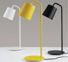 ideas interesting design funky table lamps that can be applied on the white table can add beautiful funky dining room lights