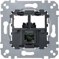 Купить <b>Schneider Electric</b> MTN4576-0001 <b>розетка компьютерная</b> ...