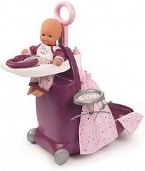 Купить детские <b>кроватки для кукол</b> Smoby, Melogo, деревянные и ...