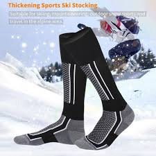 <b>1 Pair Winter</b> Warm <b>Men</b> Thermal Socks Thick Cotton Sports ...