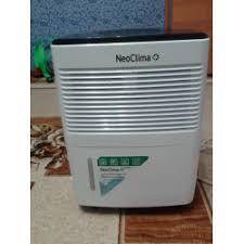 Отзывы о <b>Осушитель воздуха NeoClima</b> ND 10 AH