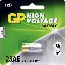 <b>Батарейка A23 GP</b> V23GA 1 шт. — купить в городе РЯЗАНЬ