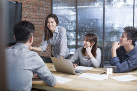 what does a human resources manager or director do the hr manager and business people have many meetings in the board room