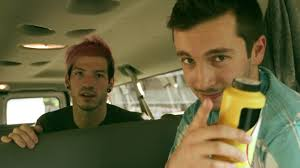 twenty one pilots: Ride Swap with <b>Vinyl Theatre</b> - YouTube