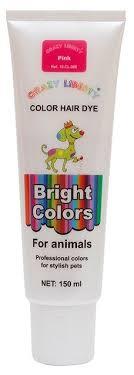 Купить <b>Краска для животных CRAZY</b> LIBERTY 150 мл. ЦВЕТ ...