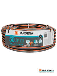 <b>Шланг Gardena Flex</b> 19 мм (3/4) 50 м 18055-20.000.00 - Шланги ...