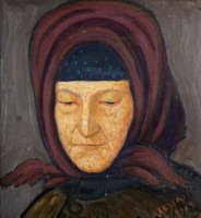 ... att han sålde varenda tavla på en separatutställning i Arvika 1919. Han var son till mjölnaren Johannes Johannesson och Maria Eriksdotter. - th_e_20081113121831_669