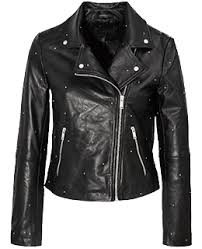 Women's <b>leather</b> jackets | IKKS Women Collection | Spring <b>Summer</b> ...