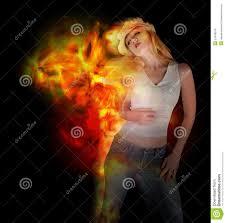 Resultado de imagen de bailar el fuego