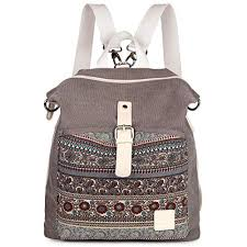 <b>Canvas Backpack</b> Purses: Amazon.com