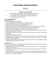 simple samples of resume summary shopgrat resume skill section example of