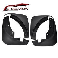 SPEEDWOW 4 шт черное пластиковое крыло <b>брызговиков</b> ...