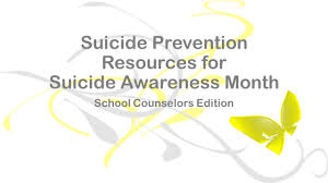 for high school counselors  if you have ever had a student to complete suicide you never forget it you always think about what you could have said or done differently to change his