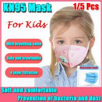 Reusable <b>Children kn95</b> Mask <b>Kids</b> Mouth Mask <b>Anti</b>-Fog Haze Dust ...