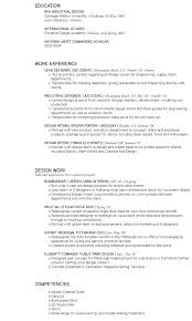resume zoe pinfold design resume