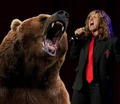 Whitesnake Lead Singer Whitesnake39s Lead Singer Scared A Black Bear Out Of His House By