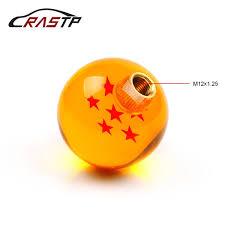 <b>RASTP New</b> Arrived Dragon Ball 5 Star Gear Shift Knob 57mm ...