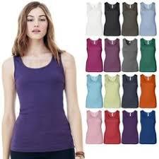 Bella Ladies <b>V</b>-Neck Long Sleeve T-Shirt <b>S</b>-<b>2XL Womens</b> Sheer ...