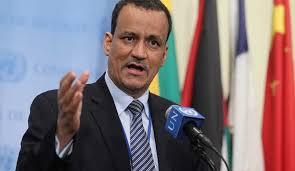 صنعاء - اليمن - مبعوث الأمم المتحدة لليمن : نامل إعلان وقف لإطلاق النار قريبا