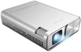 купить <b>проектор ASUS ZenBeam E1</b> Silver (90LJ0080-B00520)