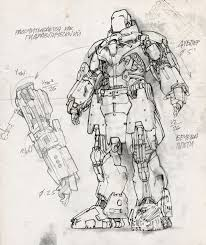 Drone / Iron Man - <b>James</b> Carey - Debut Art | Traje de iron man ...