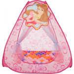 Купить <b>Игровая палатка Ching-Ching</b> Принцессы+ 100 шаров ...