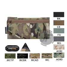 <b>Emerson Tactical Utility</b> Accessories Pouch <b>MOLLE</b> Hook&Loop ...