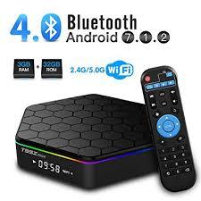 Amazon.com: <b>T95Z</b> Plus <b>Android TV Box</b> 3GB RAM 32GB ROM ...