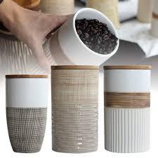 Креативный керамический резервуар для <b>хранения кофе</b> в ...