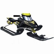 <b>Снегокат Snow Moto</b> Ski Doo Черный - Тюбинги и санки в ...
