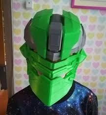 Dead <b>Space helmet</b> model for 3D-<b>printing</b> DIY | Dead space, 3d ...