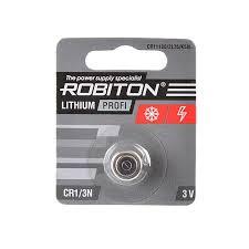 <b>Батарейка</b> Robiton Profi <b>Cr1</b>/<b>3N</b>-Bl1, 12140 — купить в интернет ...