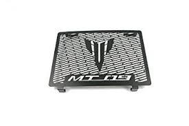 Motorcycle Aluminum Radiator Grille Guard Protection ... - Amazon.com
