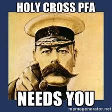 holy cross pfa needs you - your country needs you | Meme Generator via Relatably.com